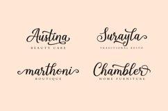 Shalinta - Luxury Calligraphy Font Product Image 2