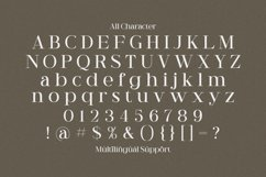 Riley Frost - Casual Serif Font Product Image 10