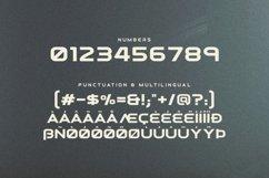 Osiris - Futuristic Font Product Image 3