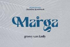 Marga - Groovy Sans Family Product Image 1