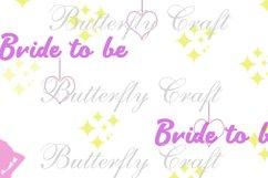 Wedding Digital Paper Pack, Bridal Shower Digital Paper Product Image 4