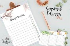 Garden Planner, PDF Printable Product Image 3