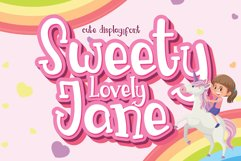 Sweety Jane Product Image 1