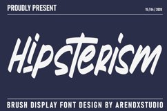 Hipsterism | Display Font Product Image 1