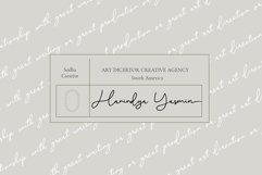 MODEVA - Wedding Font Product Image 3