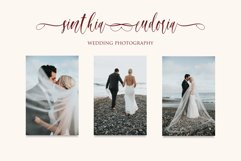yoursong - script font Product Image 3