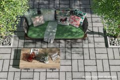 Blank Floor Outdoor PSD Mockup SM14 Product Image 5