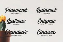 Web Font Creativa Product Image 2