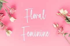 Feminism - Cute Handwritten Font Product Image 6