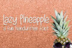 Lazy Pineapple Product Image 1