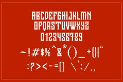 Jibriel Typeface with Small Caps Product Image 2