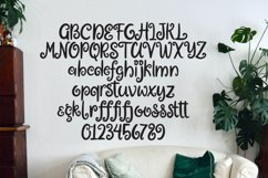 Jacky - Curly Handlettering Font Product Image 4