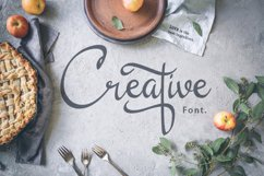 Daesy Script Challigrapy Font Product Image 3