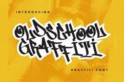 Web Font OLDSCHOOLGRAFFITI Font Product Image 1