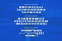 Web Font Candied Coconut Font Product Image 5
