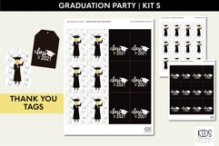 Class of 2021 printable party | Graduation party decorations Product Image 5