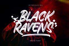 Black Ravens - Dry Brush Product Image 1