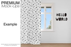 Kids Room - Curtain Pillows Wall Product Image 2