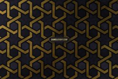 Luxury patterns - 250 geometric backgrounds collection Product Image 14