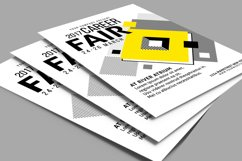 Career Fair Flyer Poster Product Image 3