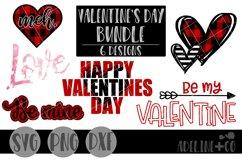 Valentine's day bundle, SVG, PNG, DXF Product Image 1
