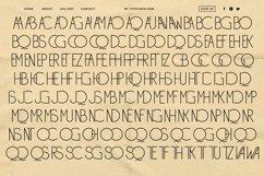 Ohio - Futuristic Sans Serif Font Product Image 6