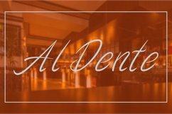 Al Dente Font Product Image 1