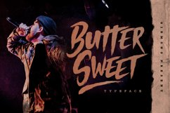 Butter Sweet Typeface Product Image 1