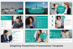 Simplicity multipurpose PowerPoint Presentation Template Product Image 4