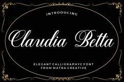 Claudia Betta Product Image 1