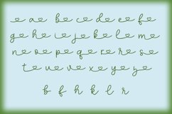 Flying High - a handlettered script font Product Image 3