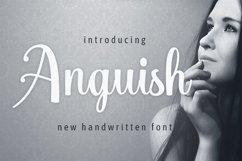 Web Font Anguish Product Image 1