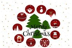 Christmas balls svg, Christmas graphics Product Image 1