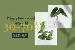 Minimalisty - Signature Style Font // Web Font Product Image 6