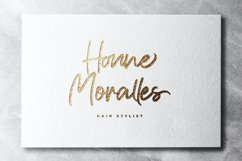 Honilley - Handwritten Font Product Image 11