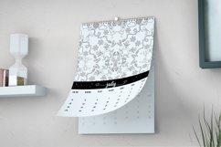Mandala Christmas Coloring Calendar 2021 Product Image 3