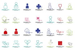 Set of Doctor Logo Product Image 1