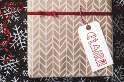 Dasher, A Christmas Holiday Symbols Font Product Image 3