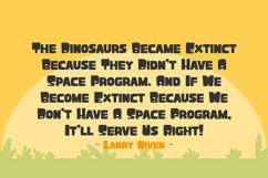 Dankosaurus - Kids Font Product Image 6