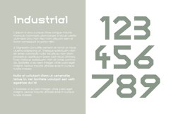 Numhead Typeface | Font Product Image 3