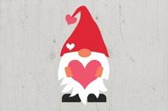 Valentine gnomes, valentines day gnomes sublimation png svg Product Image 4