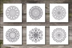 Mandala collection for coloring book Product Image 3