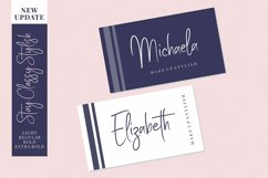 Stay Classy - Font Family Product Image 3