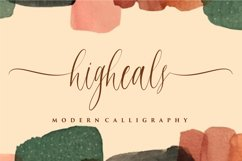 Gorgeous Calligraphy Font Bundle  Limited Time Offer!!! Product Image 6