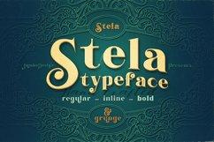 Stela - Display Font Product Image 1