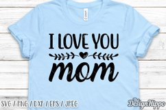 Mom Quotes SVG Bundle, 20 Designs, SVG PNG DXF Cutting Files Product Image 5