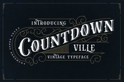 Countdown Ville (Extra Ornament) Product Image 2