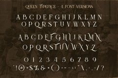Queen - Display Font Product Image 4