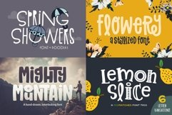 The Utterly Delightful Font Pack Product Image 3