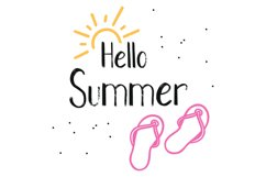 Hot Summer Textured Font Product Image 4